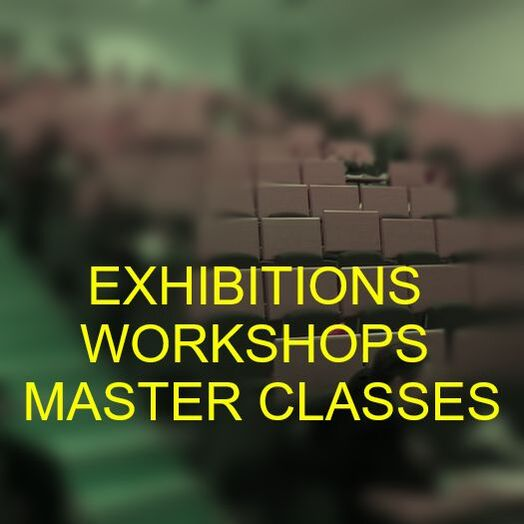 Organisation of Exhibitions, Conferences, MasterClasses, Workshops in the Humanities, Konferenzorganisation, Organisation von Ausstellungen, Summer School Organisation